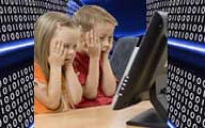 کودکان تا قبل از بلوغ فکری نباید ایمیل داشته باشند