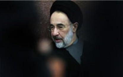 پاسخ خاتمی به انتقادات اعضای انجمن دانشگاه تهران درباره حضور در انتخابات