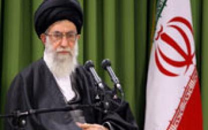 با همه وجود از مردم عزیز ایران تشکر میکنم