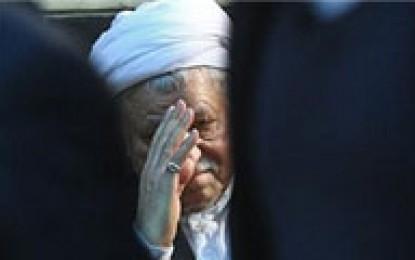 اظهارات عجیب هاشمی رفسنجانی در موضوع ارتباط با امریکا