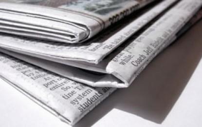 مهمترین عناوین روزنامههای صبح امروز