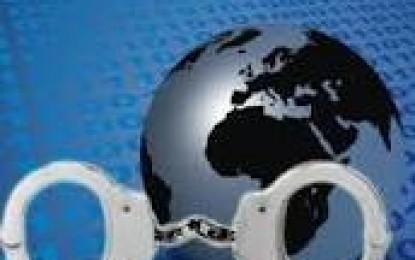 کفتار اینترنتی دستگیر شد